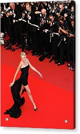Inglourious Basterds Premiere - 2009 Acrylic Print by Sean Gallup