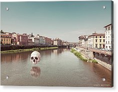 Interloping, Florence Acrylic Print