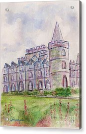 Inverary Castle Acrylic Print