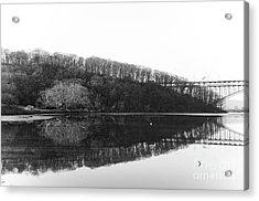 Inwood Reflections Acrylic Print