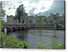 Acrylic Print featuring the photograph Irish Castle by Mark Duehmig