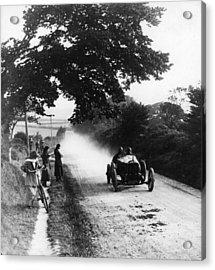 Isle Of Man Tt Acrylic Print by Hulton Archive