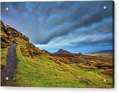 Isle Of Skye Landscape #i1 Acrylic Print