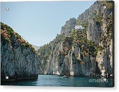 Italian Coast Acrylic Print