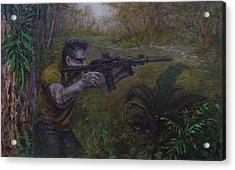 Jackson Acrylic Print