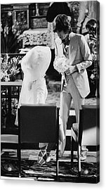 Jaggers Wedding Day Acrylic Print