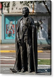 James Brown Statue - Augusta Ga 2 Acrylic Print