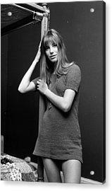 Jane Birkin Acrylic Print