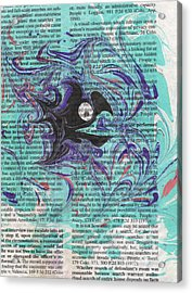 Jeremy Acrylic Print