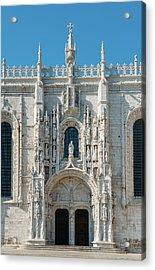 Jeronimos Monastery, Portugal Acrylic Print
