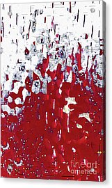 Acrylic Print featuring the painting John 14 2. Preparing A Place For You by Mark Lawrence