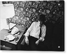 John Lennon Acrylic Print by Harry Benson
