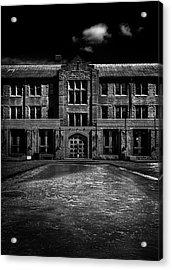 John W Graham Library Acrylic Print