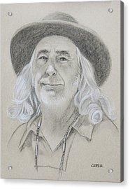 John West Acrylic Print