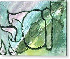 Josepha Yosefa Nf1-47 Acrylic Print