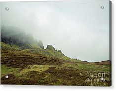 Journey To The Quiraing Acrylic Print