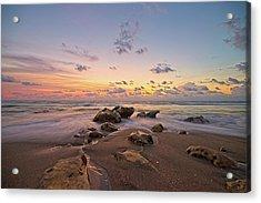 Jupiter Beach 2 Acrylic Print