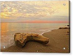 Jupiter Beach Acrylic Print