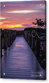 Just Another Day In Paradise Acrylic Print