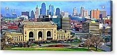 Kansas City 2019 Acrylic Print