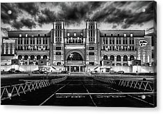 Kansas State Football Acrylic Print by JC Findley