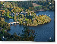 Kenmore And Loch Tay Acrylic Print by David Ross
