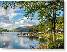 Kenmore And Loch Tay, Perthshire Acrylic Print by David Ross