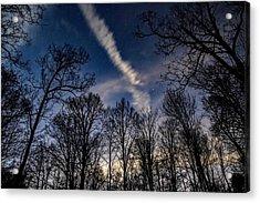 Kentucky Sky Acrylic Print