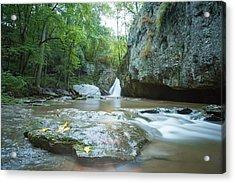 Kilgore Falls Acrylic Print
