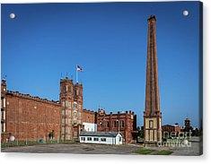King Mill - Augusta Ga 2 Acrylic Print