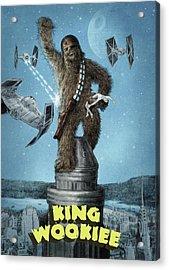 King Wookiee Acrylic Print