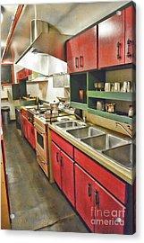 Kitchen Car Acrylic Print