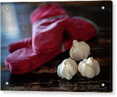 Kitchen Colors Acrylic Print