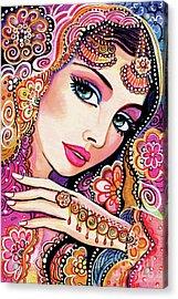 Kumari Acrylic Print