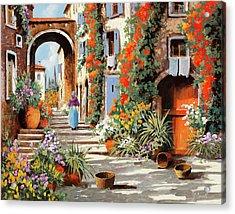 La Donnina  Acrylic Print