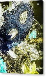 Lacy Luxury  Acrylic Print