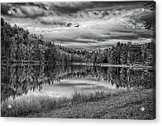 Lake Effect Acrylic Print