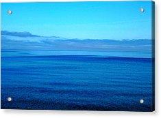 Lake Superior Blue Acrylic Print