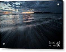 Langkawi Sunset Acrylic Print