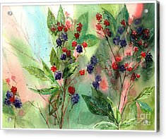 Last Days Of Summer Acrylic Print