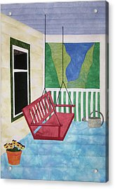 Lazy Summer Afternoon Acrylic Print