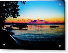 Leech Lake Acrylic Print