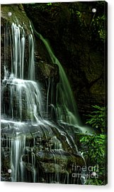 Let Your Living Water Flow Acrylic Print
