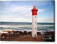 Lighthouse Umhlanga South Africa Acrylic Print