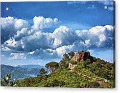 Like Touching The Sky Acrylic Print