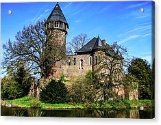 Linn Castle Acrylic Print