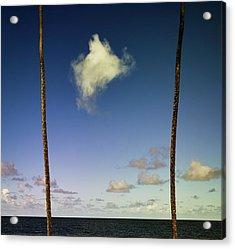 Little Cloud Acrylic Print