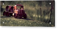 Little Engine That Could Acrylic Print