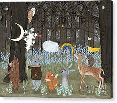 Little Seasons Acrylic Print by Bri Buckley