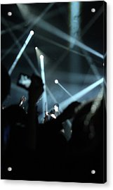 Live At Manchester Central Acrylic Print